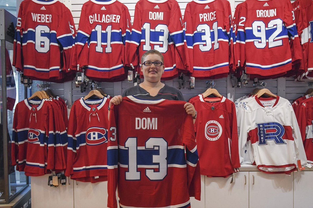 new styles cf4bc 70b88 max domi jersey for sale