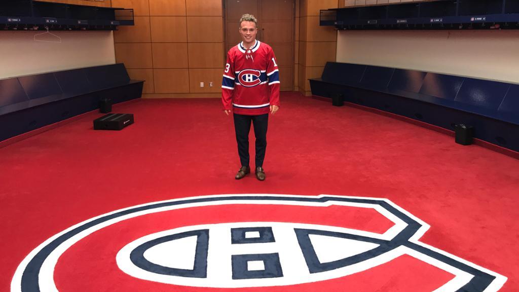 Canadiens De Montreal Max Domi Est Pret A Reussir Dans L