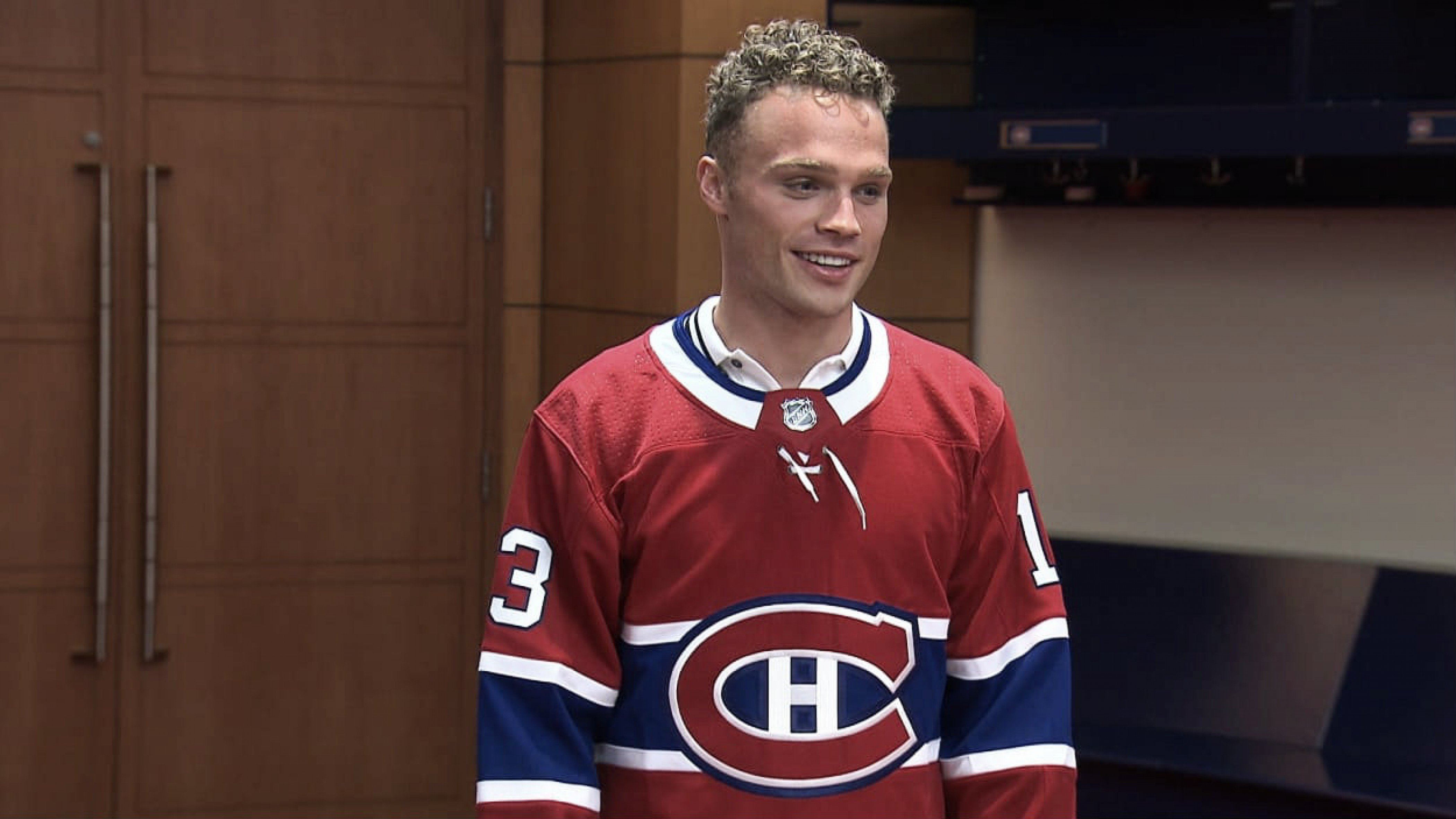innovative design 702ac 04c01 Max Domi: Adjusting to being a Montreal Canadien - Max Domi ...