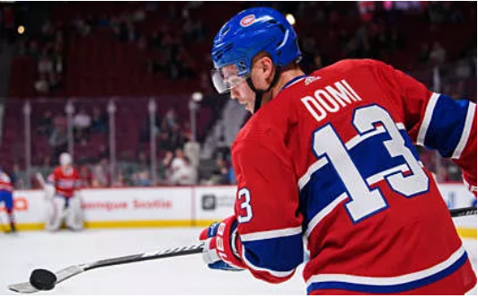Montreal Canadiens Weekly Warriors  Max Domi leads the way 29a403fc5